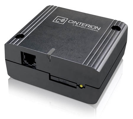 Cinterion MC55iT modem